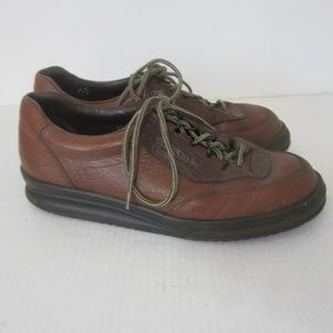 Mens 9.5 MEPHISTO Match Runoff Sport Oxford Shoes